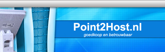 Point2Host Goedkoop Hosten